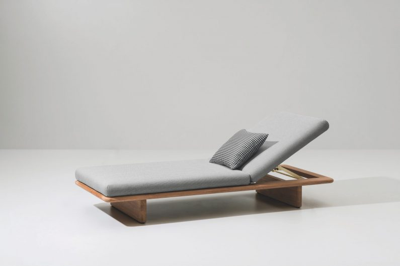 The New Kettal Mesh Daybed Designed By Patricia Urquiola